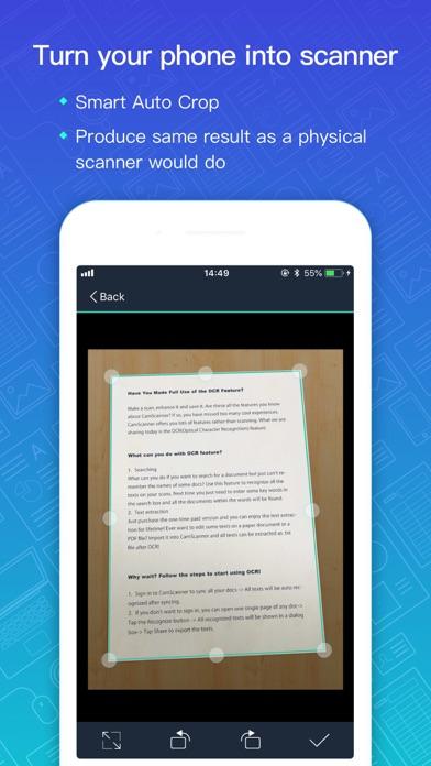 CamScanner + | PDF Scanner