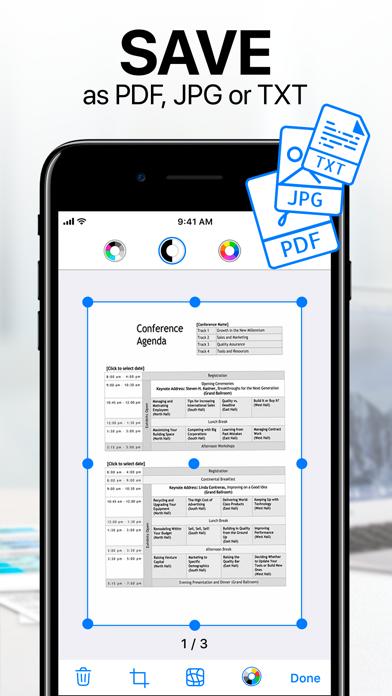 iScanner - PDF Scanner App