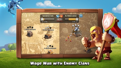 Clash of Clans Hacked