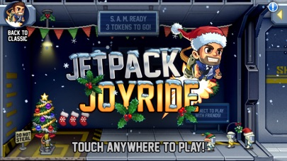Jetpack Joyride Hacked