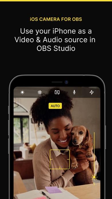 Camera for OBS Studio